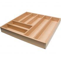 Cutlery Tray made of Solid Beech 300-600 mm