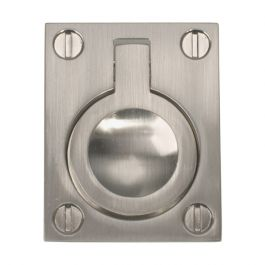 "Inset Handle ""Inn"" Stainless Steel Effect"