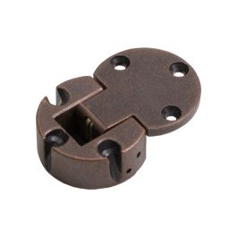 Flap Hinge 90° Bronze