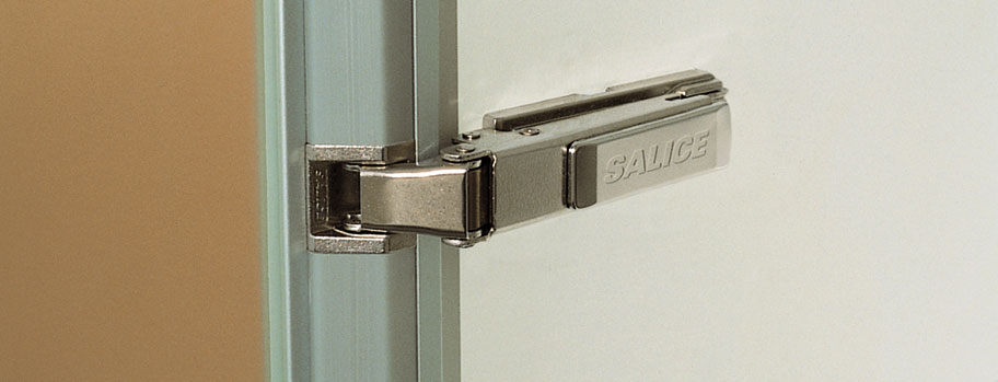 Hinges for Metal Profiles